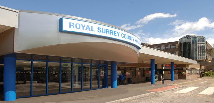 The Royal Surrey County Hospital