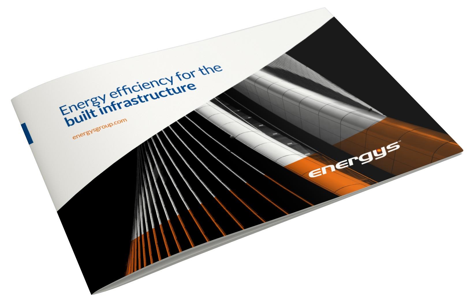 Energys Corporate Brochure Mockup