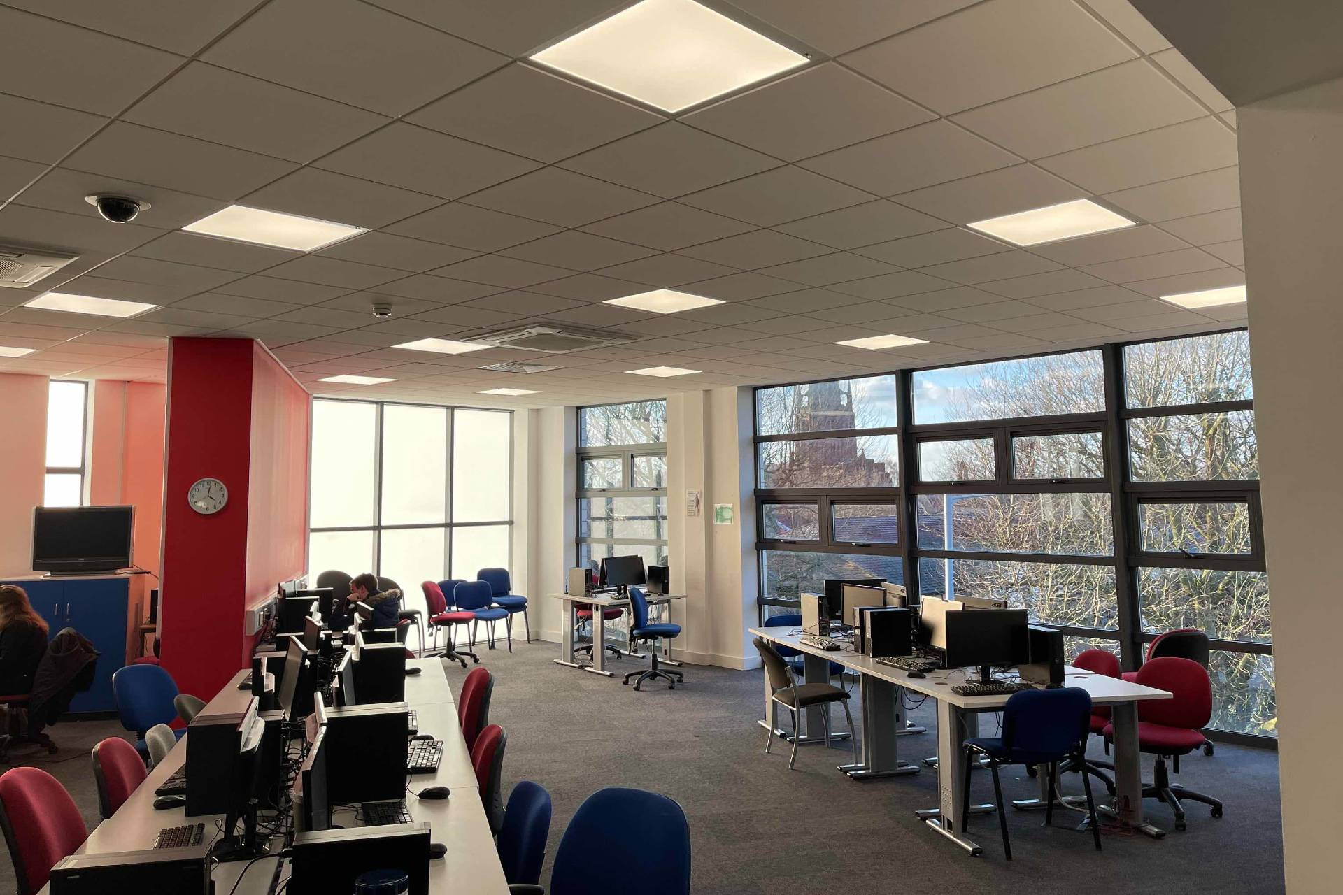 Energys Group helps Aquinas College, Stockport progress decarbonisation strategy with major lighting upgrade