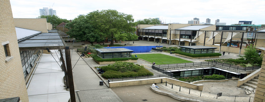 Hackney Community College saves £25K a year with second major Salix-funded LED lighting upgrade